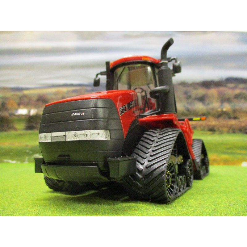 BRITAINS PRESTIGE 1:32 CASE STEIGER QUADTRAC 580 LIMITED EDITION