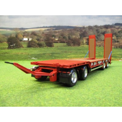 AT COLLECTIONS 1:32 NOOTEBOOM SUPERTRAILER ASDV 40 22 DRAWBAR TRAILER