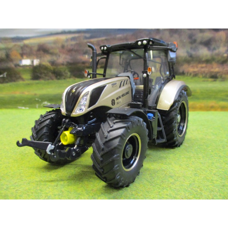 UNIVERSAL HOBBIES 1:32 NEW HOLLAND T6.175 TRACTOR GOLD 50th ANNIVERSARY