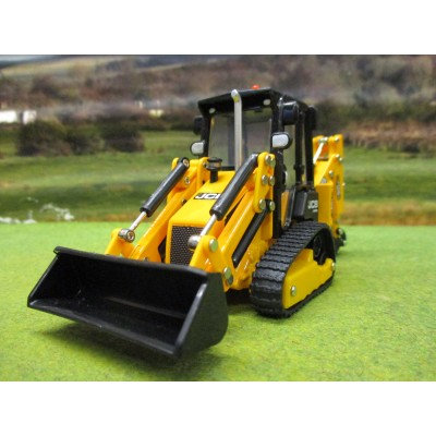 BRITAINS 1:32 JCB 1CXT TRACKED MINI BACKHOE EXCAVATOR