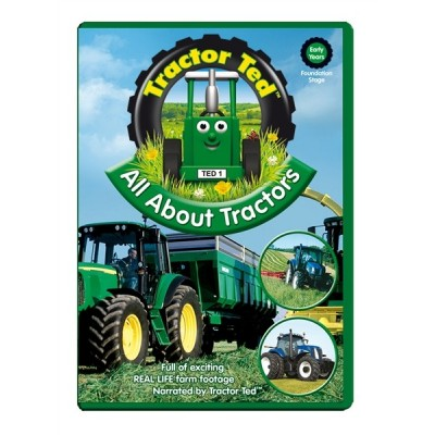 TRACTOR TED: ALL ABOUT TRACTORS DVD