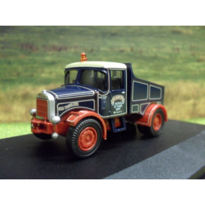 OXFORD SCAMMELL HIGHWAYMAN OLD PECULIAR MCINTYRE 1:76