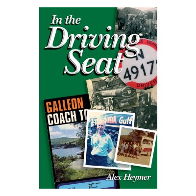 In the Driving Seat (Paperback) - Alex Heymer