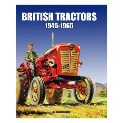 Seventy Years of Farm Tractors 1930-2000 (Hardback) - Brian Bell