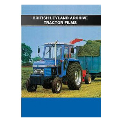 British Leyland Archive Tractor Films (DVD) - Stephen Richmond and Jonathan Whitlam (Tractor Barn)