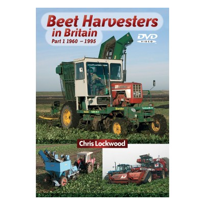 Modern Tractors Part 3 (DVD) - Presented by Stephen Richmond and Jonathan Whitlam