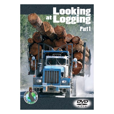 Looking at Logging Part 1 (DVD) - Pete Connock & Martin Phippard (CP Productions)