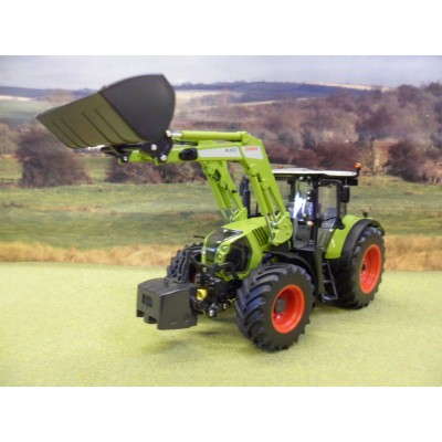 WIKING 1:32 CLAAS 650 ARION TRACTOR & LOADER