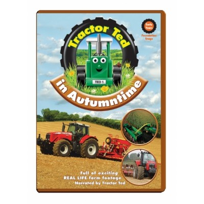 TRACTOR TED IN AUTUMNTIME DVD