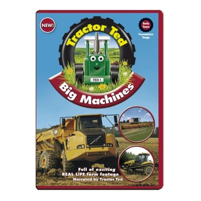 TRACTOR TED: BIG MACHINES DVD
