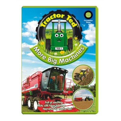 TRACTOR TED: MORE BIG MACHINES DVD