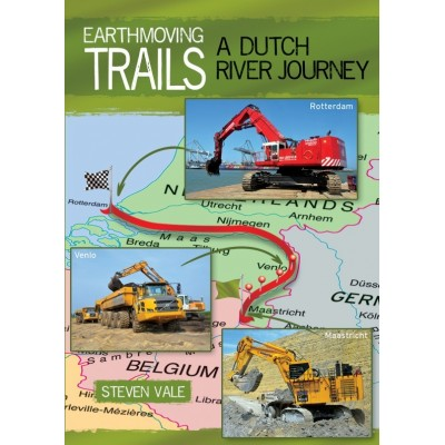 EARTH MOVING TRAILS A DUTCH RIVER JOURNEY - PLANT DVD