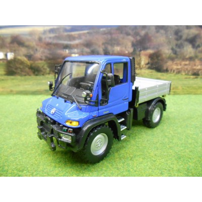 UK EXCLUSIVE WELLY 1/32 MERCEDES BENZ UNIMOG U400