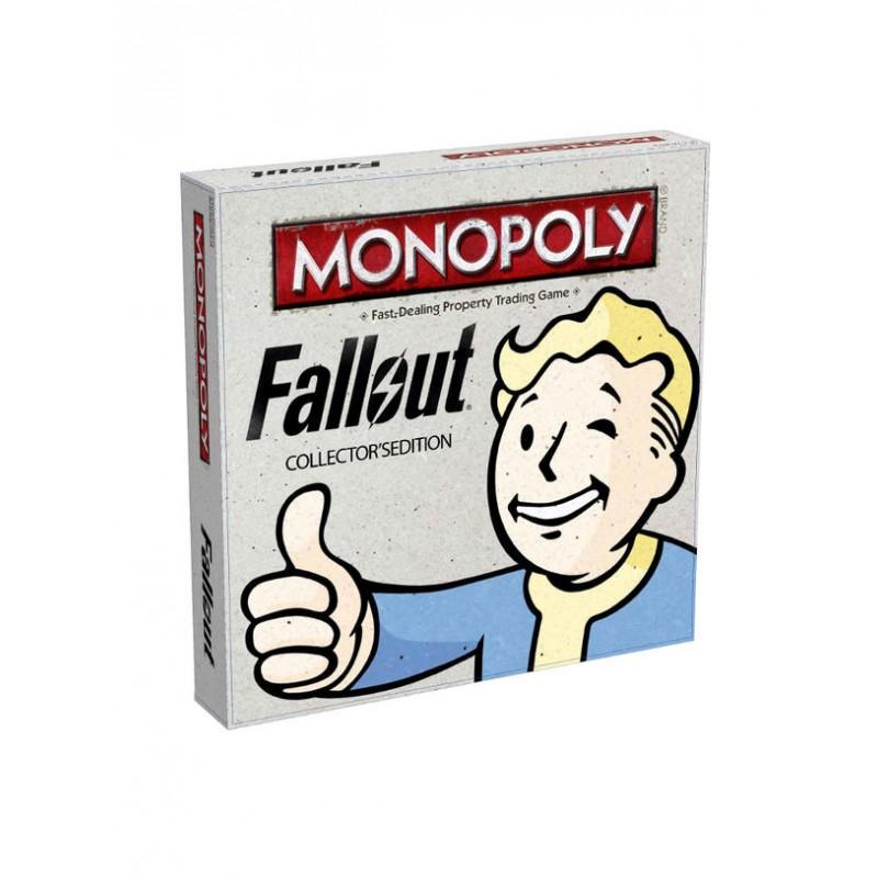 MONOPOLY - FALLOUT 4 BOARD GAME