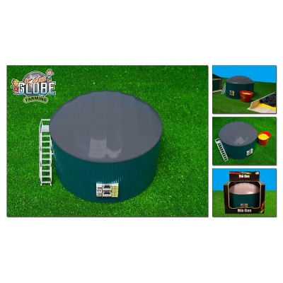 KIDS GLOBE 1:32 FARM SLURRY DIGESTER / BIO GAS TANK