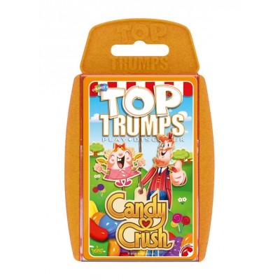 TOP TRUMPS - CANDY CRUSH: SODA SAGA CARD GAME