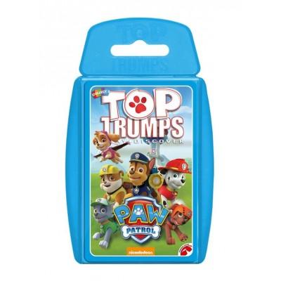 TOP TRUMPS - PAW PATROL CARD GAME