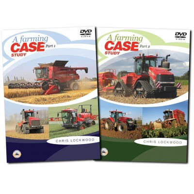 A YEAR FARMING WITH DEERE JOHN DEERE DVD CHRIS LOCKWOOD PART 1 & 2 OFFER