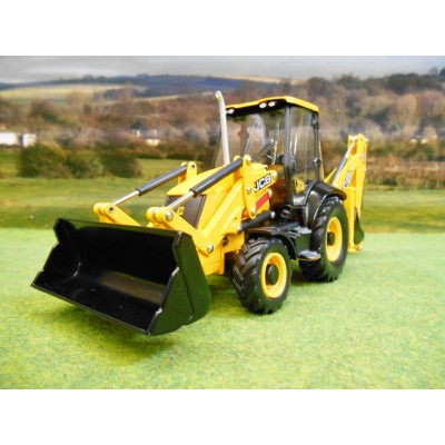 BRITAINS 1:32 FACELIFT JCB 3CX BACKHOE EXCAVATOR
