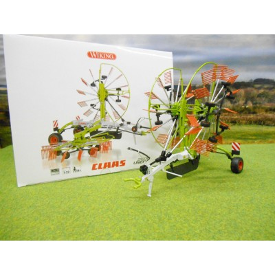 WIKING 1:32 CLAAS 2600 LINER HAY TURNER